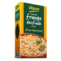 Peito De Frango Desfiado Cozido Vapza 400 g