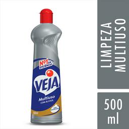 Limpador Veja Multiuso Bio Álcool 500 mL