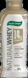 Iogurte Desnatado Verde Campo Natural Whey Baunilha 250 g