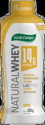 Iogurte Desnatado Verde Campo Natural Whey Banana 250 g