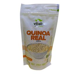 Quinoa Branca Orgânica Crua Vitalin 250 g