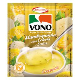 Sopa De Mandioquinha, Cebola E Salsa Vono 17G