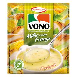 Sopa De Milho E Frango Vono 18G
