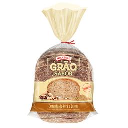 Pão De Forma Multigrãos Castanha-Do-Pará E Quinoa Wickbold 500 g