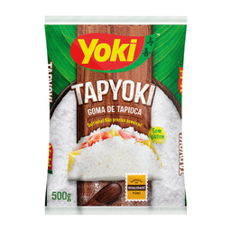 Goma De Tapioca Hidratada Yoki Tapyoki 500 g