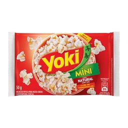 Milho Para Pipoca Com Sal Yoki Popcorn 50 g