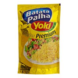 Batata Frita Palha Extra Fina Yoki 120 g
