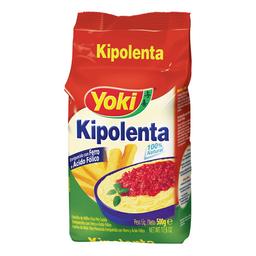 Farinha De Milho Yoki Kipolenta 500 g