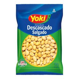 Amendoim Salgado Sem Pele Yoki 150 g