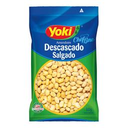 Amendoim Sem Pele Salgado Yoki 500 g