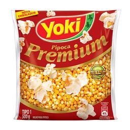 Milho Para Pipoca Yoki Premium 500 g