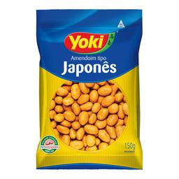 Amendoim Japonês Yoki 150 g