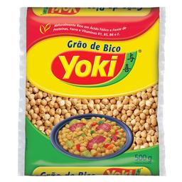 Grão De Bico Yoki 500 g