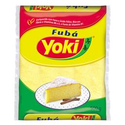 Fubá Yoki Mimoso 500 g