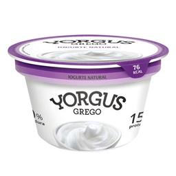 Iogurte Grego Yorgus Tradicional 130 g