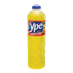 Detergente Líquido Ypê Neutro 500 mL