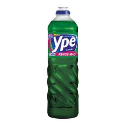 Detergente Líquido Ypê Limão 500 mL