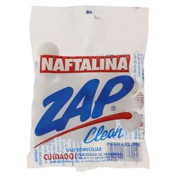 Naftalina Contra Traças E Baratas Zap Clean Em Pastilha 30 g