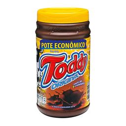 Achocolatado Em Pó Solúvel Toddy 800 g