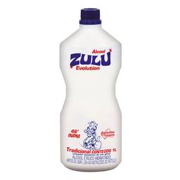 Álcool Zulu Original 1 Litro