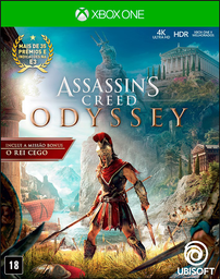 Assassin's Creed Odissey - Special Edition (Xbox One)