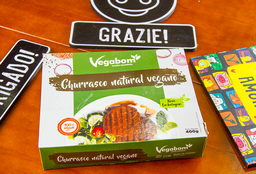 Churrasco Natural Vegano -Vegabon