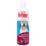 Shampoo E Condicionador Antipulgas Bulldog 500 mL