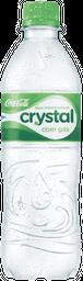 Água Crystal - Com Gás - 500 mL- Cód. 10813