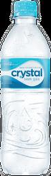 Água Crystal - Sem Gás - 500mL- Cód. 10814