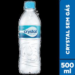 Agua Crystal - Sem Gás - 500 mL-Cód. 10814