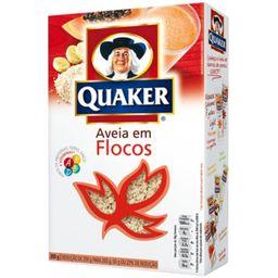 Aveia Quaker Em Flocos 200G- Cód. 10826