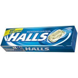 Bala Halls Mentho-Lyptus- Cód. 10832