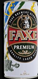 Cerveja Faxe Premium 5% - 1 L- Cód. 10869