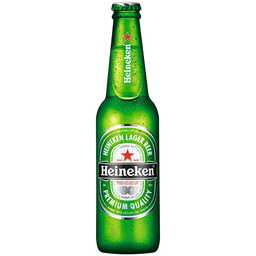 Cerveja Heineken Long Neck - 330mL- Cód. 10871
