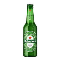 Cerveja Heineken Long Neck - 330 mL- Cód. 10871