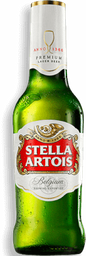 Cerveja Stella Artois - Long Neck 275 mL- Cód. 11087