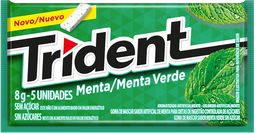 Chiclete Trident Menta- Cód. 10883