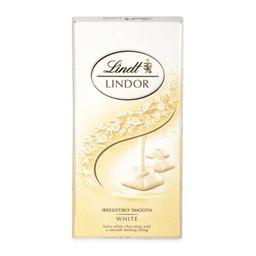 Choc.Lindt Lindor White - 100 g- Cód. 10886