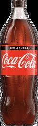 Coca- Cola Zero - 2 L- Cód. 10912