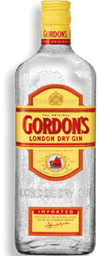 Gin Gordon London 750 mL - Inglaterra- Cód. 11089