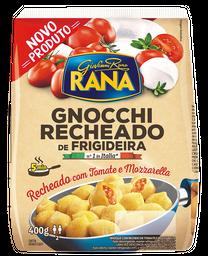 Gnocchi Recheado Tomate E Mossarella Rana - 400 g- Cód. 10937