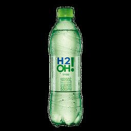 H2O Limão - Garrafa - 500 mL- Cód. 11139