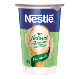 Iogurte Desnatado Nestle160 g -Cód. 10944
