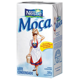 Leite Condensado Moça Nestlé  - 395 G- Cód.10952