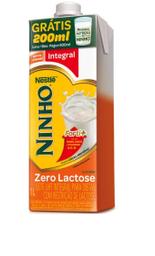 Leite Ninho Zero Lactose - 1 L-Cód. 10957