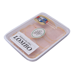 Lombo Canadense Hans - 200 g (Peso Minimo)- Cód. 10960