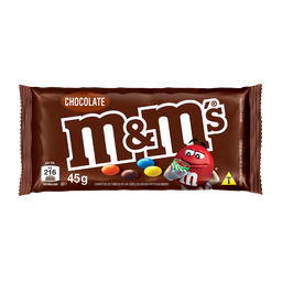 M&Ms Chocolate - 45 G- Cód. 10962
