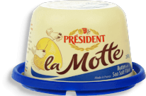 Manteiga La Motte President - 250 g- Cód. 10973