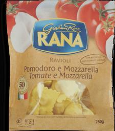 Massa Ravioli Com Tomate E Mozzarella Rana - 250 g- Cód. 10975