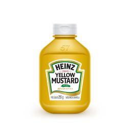 Mostarda Heinz - 255 G- Cód. 11173